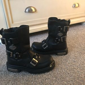 Women's Authentic Harley-Davidson riding boots